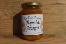 Marmelade d'Orange amères