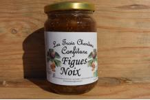 Confiture Figue Noix