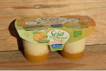Yaourt Soja Oranges-Clémentines